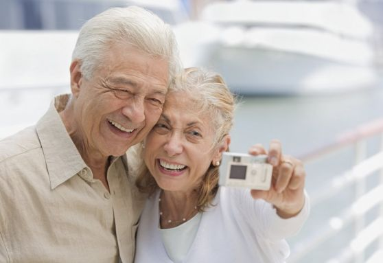 Las personas adultas, son más felices