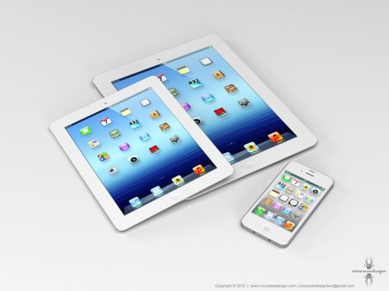 Apple lanzará las nuevas versiones del iPhone y del mini iPad