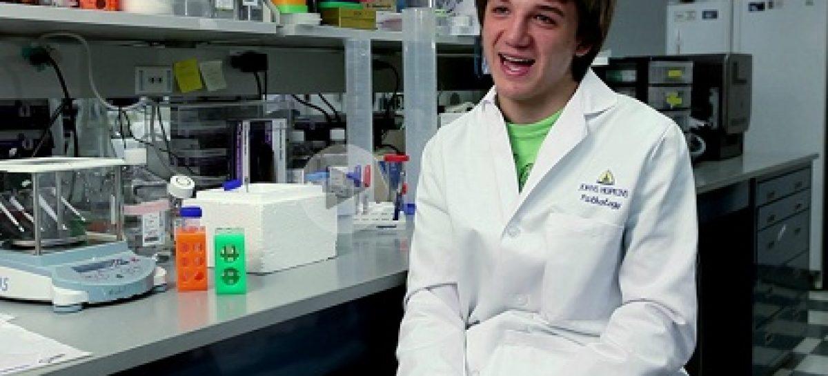 Joven adolescente inventa un sistema para detectar cáncer de páncreas