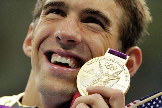 Michael Phelps hace historia en Londres