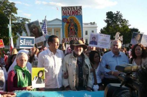 Caravana por la Paz para luchar contra la droga en México