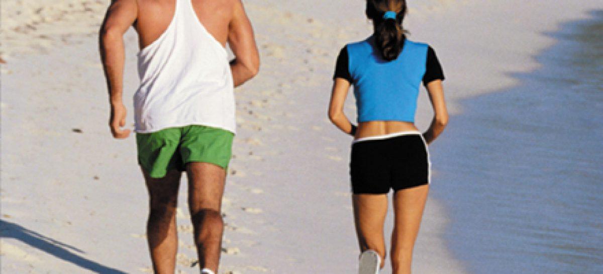 Los beneficios de salir a correr