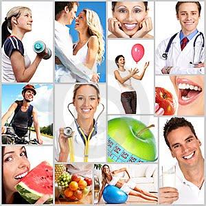 Estar sano en 9 pasos