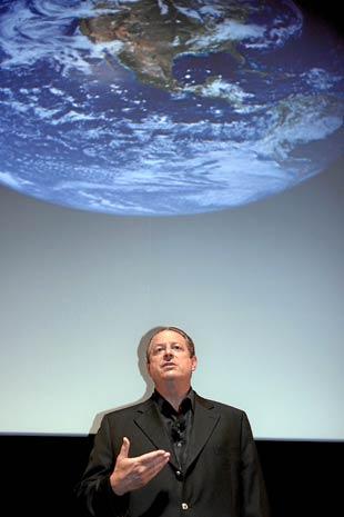 Al Gore, un ejemplo a seguir en la tecnología verde