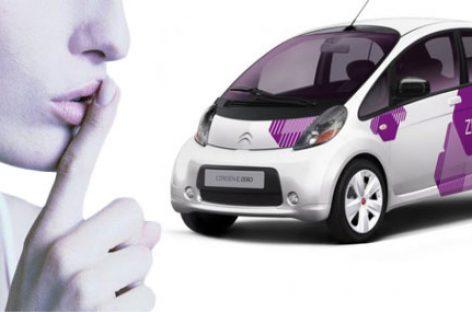 El silencio de un coche eléctrico