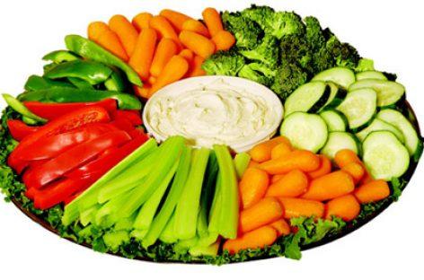 La comida cruda es sana