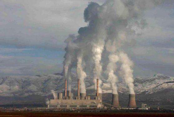 Baja el efecto invernadero en Europa