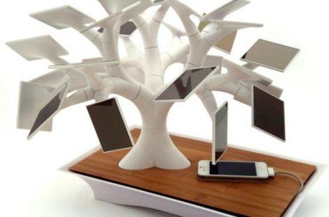 EL árbol de la vida que genera energía