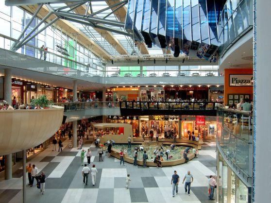 El centro comercial más ecosostenible del mundo