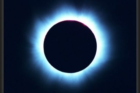 El bello espectáculo del eclipse solar