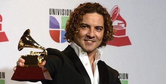 David Bisbal logra otro Grammy Latino → bisbal grammy David Bisbal musica