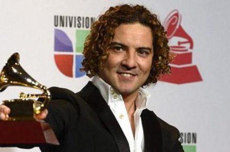 David Bisbal logra otro Grammy Latino