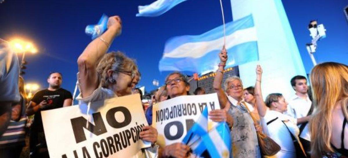 Argentinos contra la corrupción