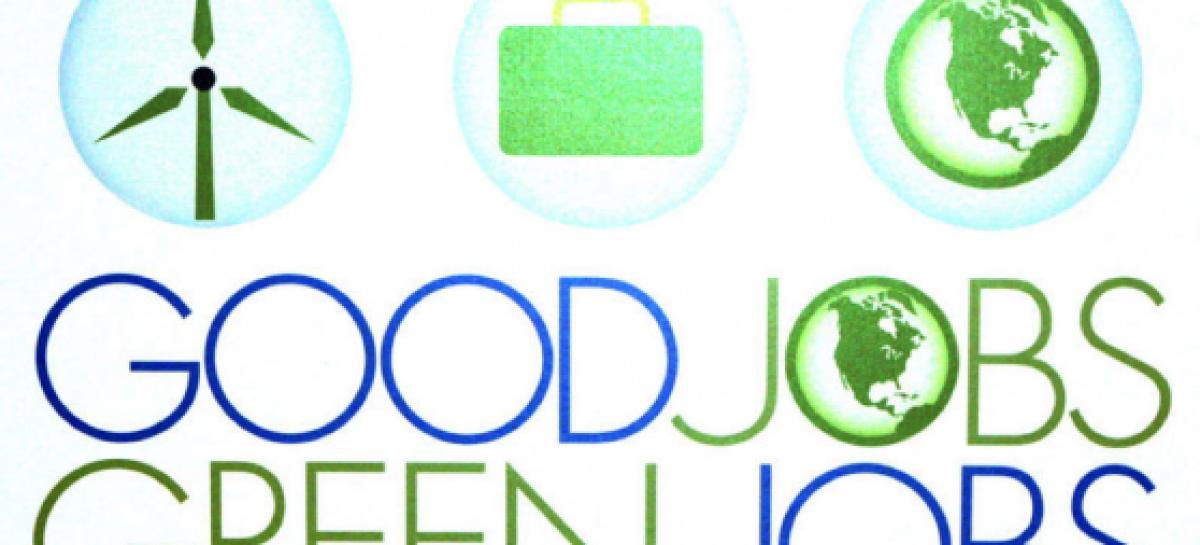 Trabajos verdes como nuevas posibilidades de empleo