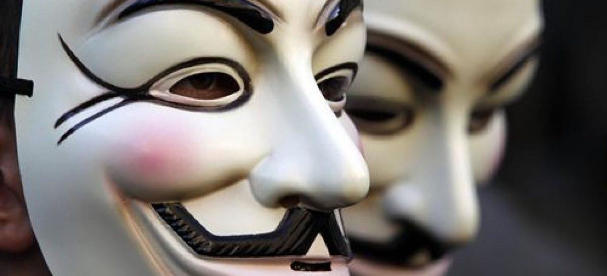 Anonymous contra Siria