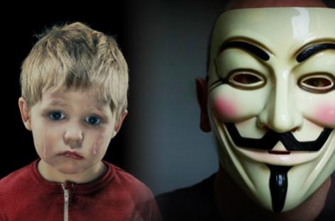 Anonymous contra presuntos pedófilos