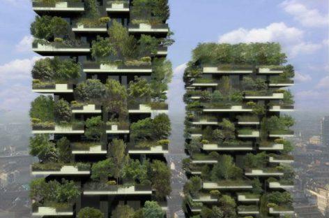 La agricultura del futuro será vertical