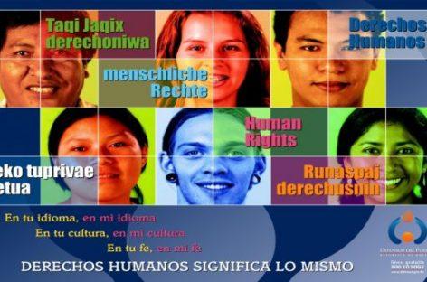 Derechos humanos: el día en que defendemos nuestra libertad
