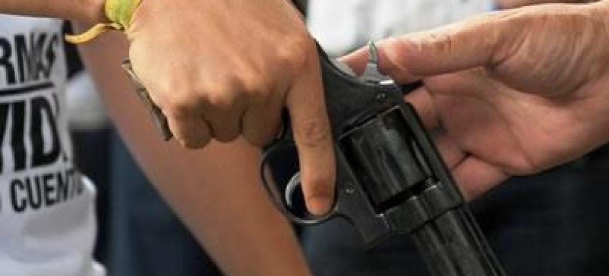 """""""Armas por la vida"""" en Uruguay"""