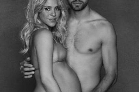 Shakira y Piqué en la dulce espera