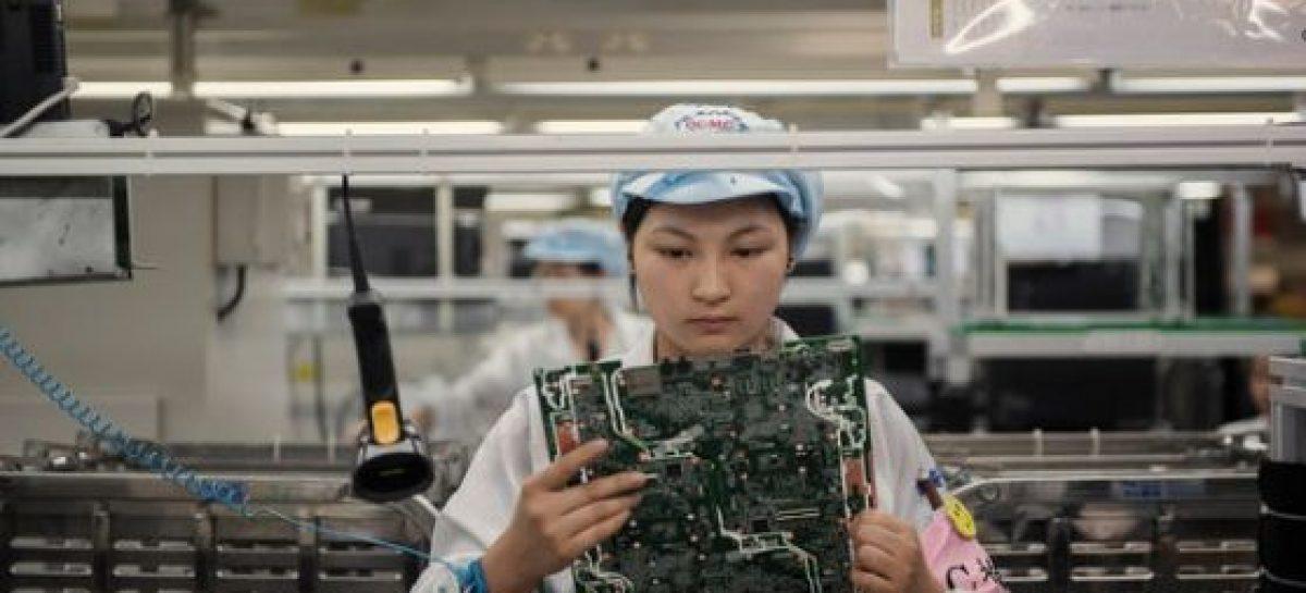 Mejoras laborales en China