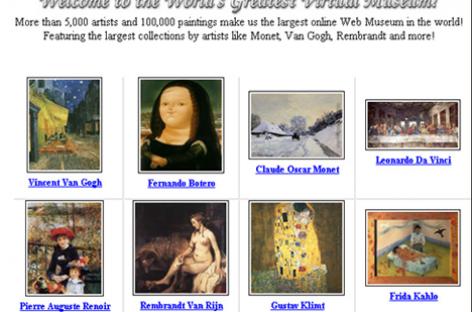 El museo virtual más grande del mundo