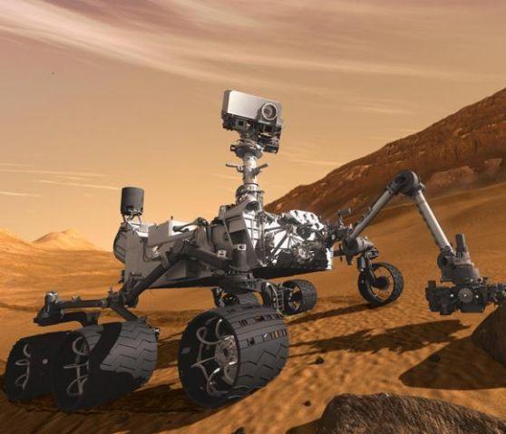 Posibilidad de vida en Marte