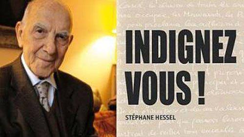 Stephane Hessel, el legado de un joven anciano