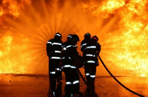 Los bomberos verán a través de las paredes