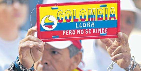 Colombia está más cerca de la paz