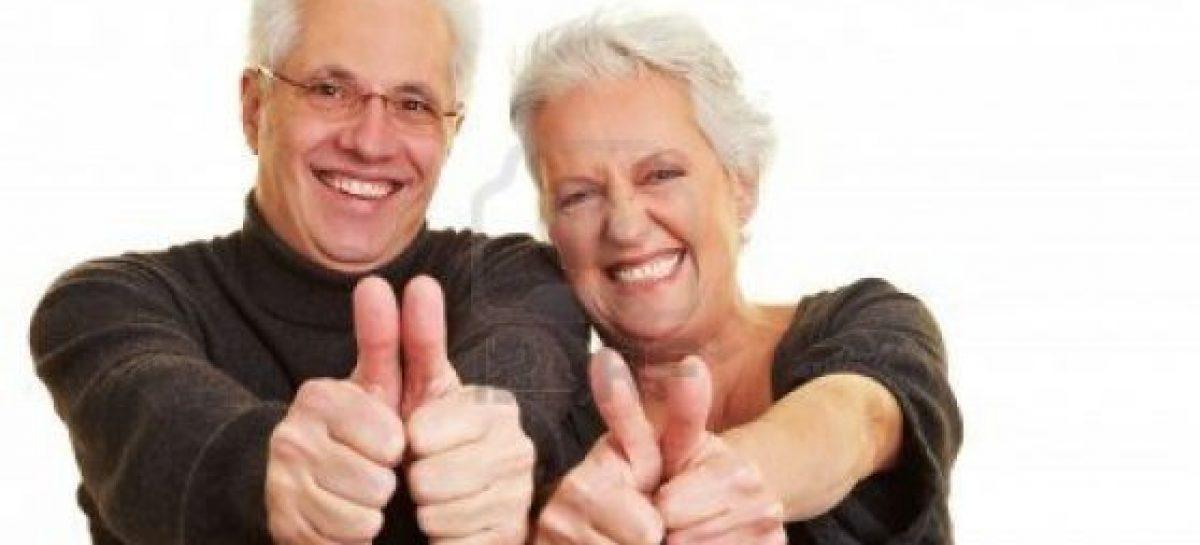 Notable incremento de la esperanza de vida