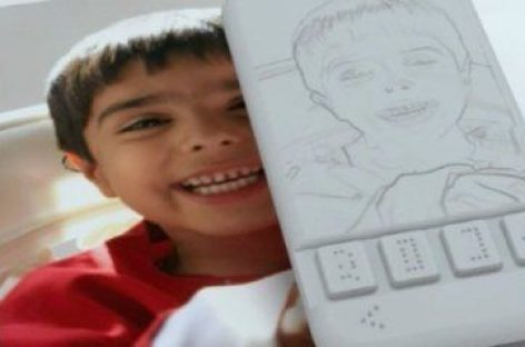 Llega el Braille Phone