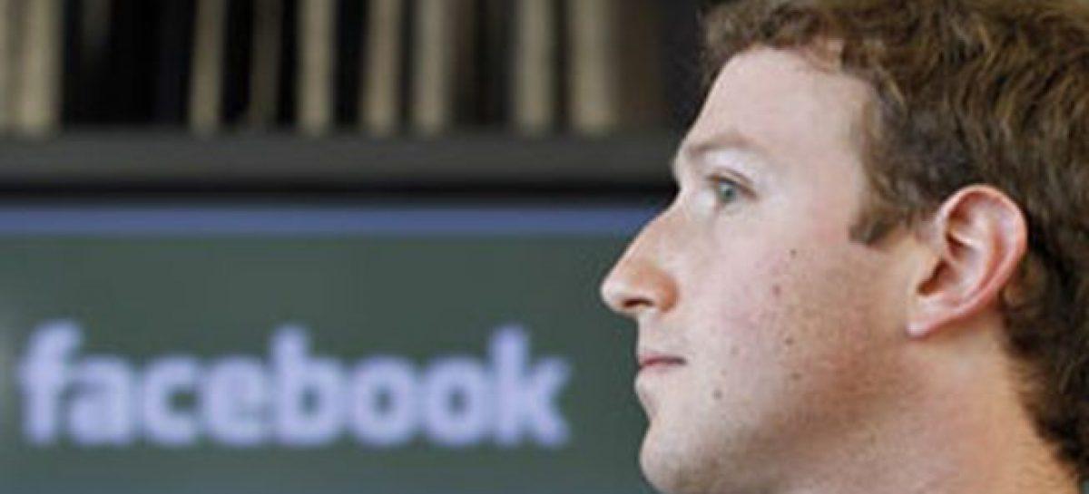 El creador de Facebook se lanza a la política