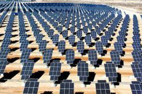 EE.UU. apuesta por las renovables
