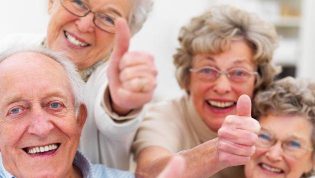 Los pensamientos influyen en el envejecimiento