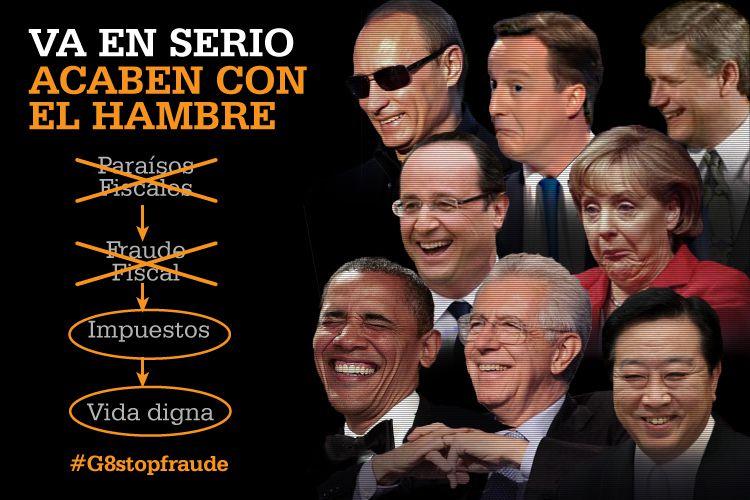 paraisos fiscales-G8-pobreza-acaben-con-el-hambre-G8-stopfraude