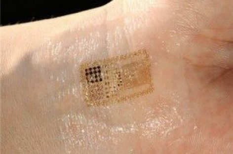 Un tatuaje que controla el ritmo cardíaco