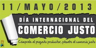 11 de mayo-comercio justo-dia del comercio justo-productor-consumidor