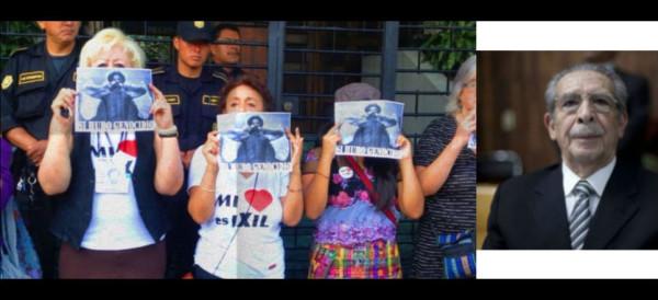 Primer dictador latinoamericano condenado por genocidio
