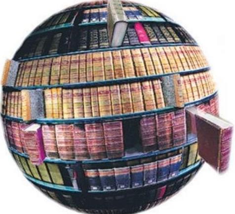 Todo el conocimiento humano, digitalizado