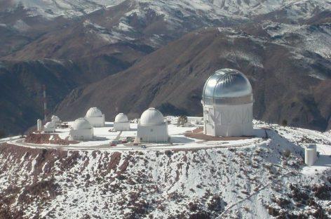 Chile apuesta por la astronómia