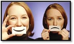 emociones laborales-optimismo-pesimismo-positivo-negativo