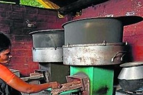 Cocinas para países evitar enfermedades