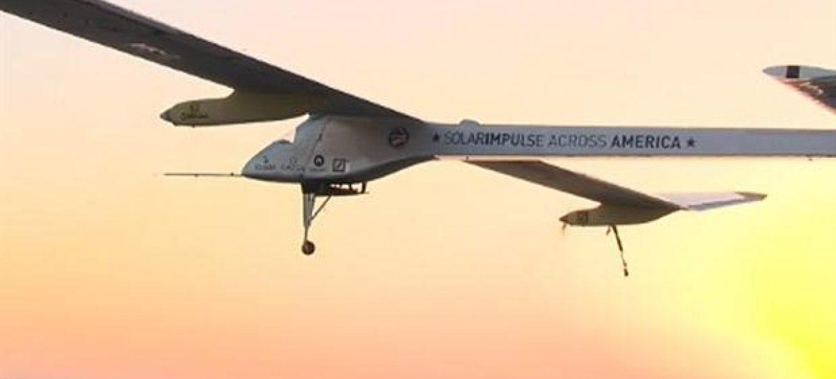 El Solar Impulse sigue su desafío