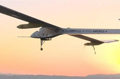 El Solar Impulse sigue su desafío