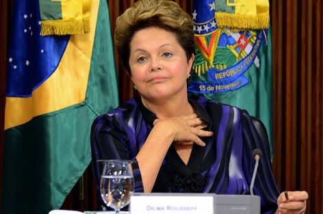 Dilma Rousseff ofrece reformas