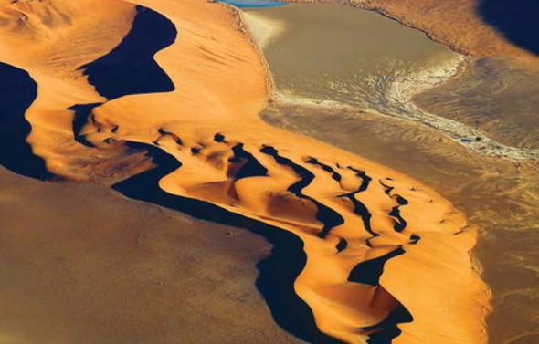 arenal-el arenal de Namib