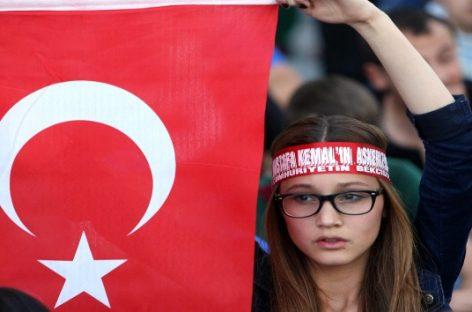 Turquía se suma a la primavera árabe