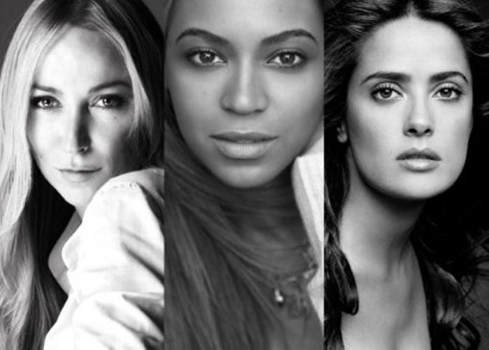 chime for change-mujeres-derechos de mujeres-Beyonce-Salma Hayek-Frida Giannini