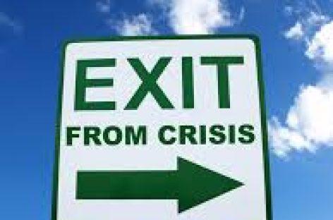 De esta crisis, salimos todos juntos
